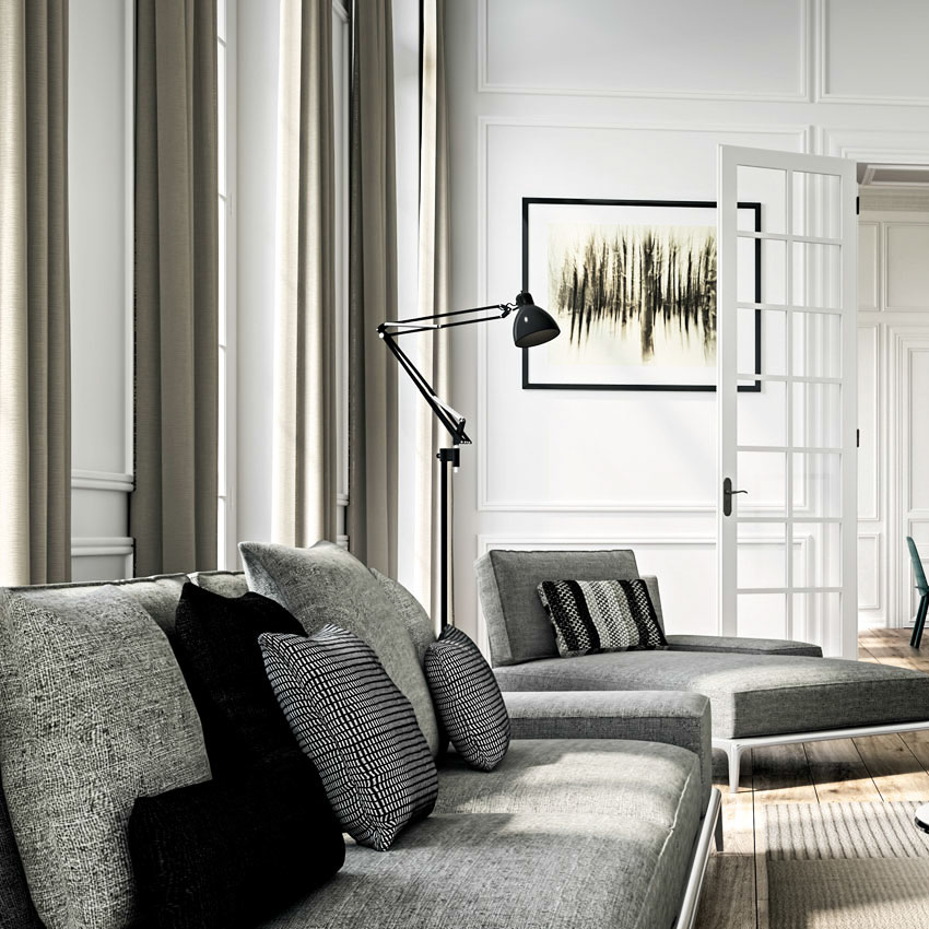 Arredamento zona giorno sardegna progetto casa - Progetto casa arredamenti ...